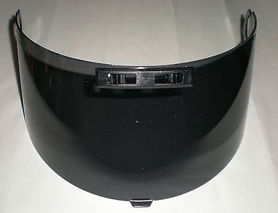 AGV DARK TINT VISOR, Suits SPECTRE, Brand New, Genuine AGV Visor.