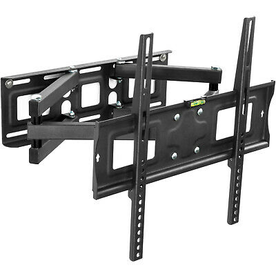 "Support TV mural orientable et inclinable 26""-55"" 66-138cm 32 40 42 46 50 52 55"
