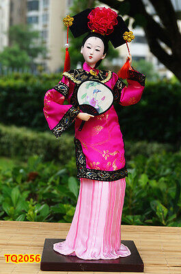 The Imperial Palace Chinese Beauty Doll The princess of Qin Dynasty-TQ2056