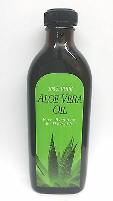 100%PURE Aloe Vera OIL for   HEALTH AND BEAUTY  150ml