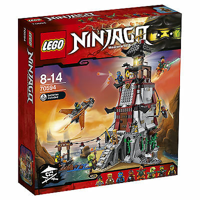 LEGO® NINJAGO™ 70594 Die Leuchtturmbelagerung NEU OVP_ The Lighthouse Siege NEW