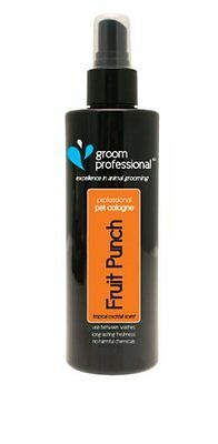 Groom Professional Fruit Punch Pet Cologne, 200 ml