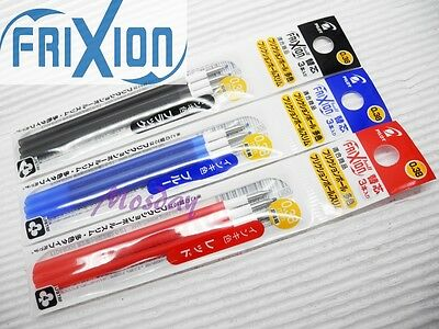Pilot Frixion LFBTRF30UF 0.38mm Erasable Roller Ball Pen, 3 Colors available