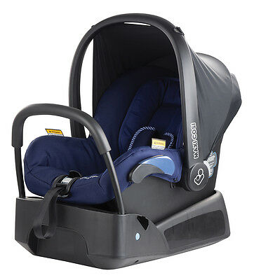 NEW MAXI-COSI CITI INFANT CARIER BLUE capsule
