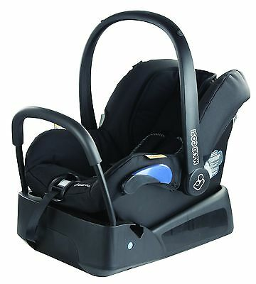 NEW MAXI-COSI CITI INFANT CARIER BLACK capsule