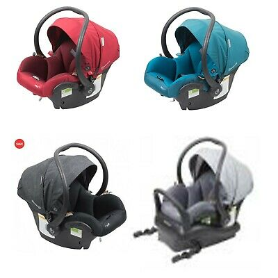 MAXI-COSI MICO Plus INFANT CARRIER WITH ISOFIX  capsule Nomad BLACK