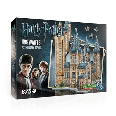 Harry Potter : HOGWARTS ASTRONOMY TOWER 3D Puzzle from Wrebbit