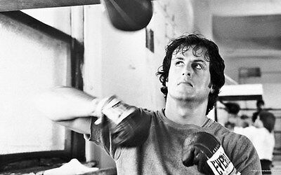 """013 Rocky Balboa - Stallone King of Boxing Great Player 22""""x14"""" Poster"""
