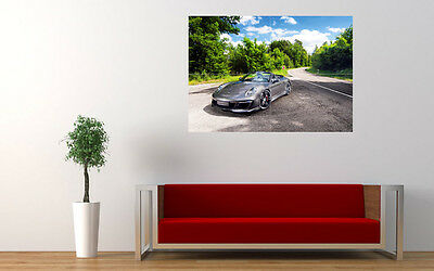 """AMAZING GEMBALLA PORSCHE 991 LARGE ART PRINT POSTER PICTURE WALL 33.1""""x23.4"""""""