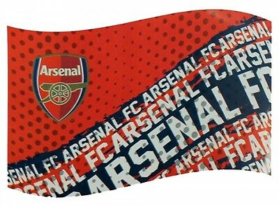 Arsenal FC Football Club Impact Flag Style Red Supporter Fan Match Game Banner