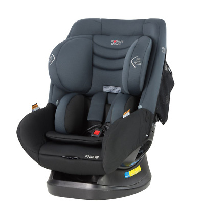 Adore AP convertible car seat newborn 0 to 4 years Isofix Grey