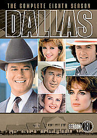DALLAS Complete Series 8 DVD Box Set Brand New Sealed Season UK R2 8th Eighth