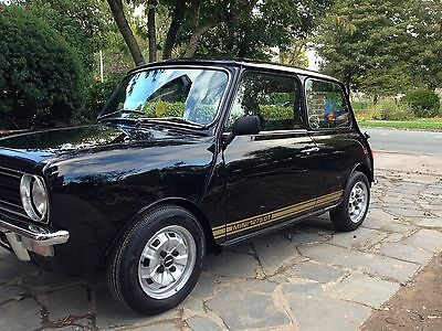 Classic Mini Clubman 1275gt 899500 Picclick Uk