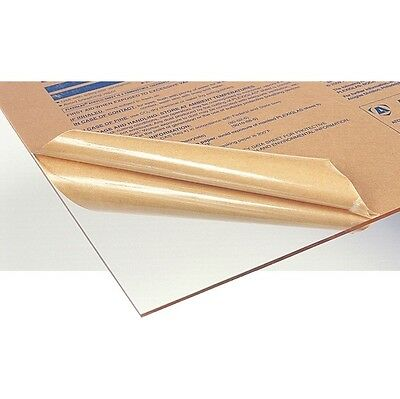 Acrylic Clear 400 x 600 x 6mm Sheet CAST Perspex Optical Framing UV Protection