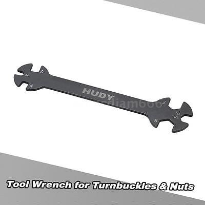 Tool Wrench Turnbuckles & Nuts for 1/5 1/8 1/10 M3 M4 M5 M5.5 M7 M8 RC Car Y3Q3