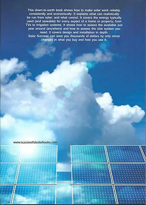 Solar Success - Complete Guide to Home and Property Systems Solar Panel Guide
