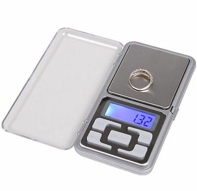 200g x 0.01g Portable Mini Digital Pocket Scale Balance Weight Jewelry UP