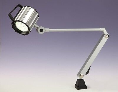 CNC MACHINE EM WORK LIGHT LAMP LED WITH SWING ARM Made in TAIWAN  DC 12V