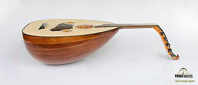 Turkish Quality Walnut  String Instrument Oud Ud Ao-107C