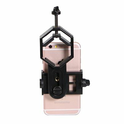 Top Universal Telescope Cell Phone Mount Adapter for Monocular Spotting Scope US