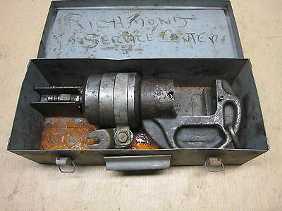 Kearney Type Ph Power Hydraulic Operated Crimper Head Free Shipping
