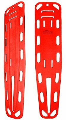 Iron Duck 35900-Red Ultra Loc Spinal Immobilization Backboard