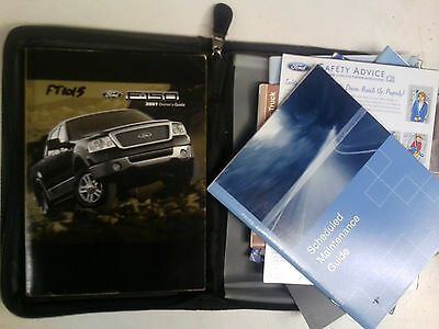 2007 Ford F-150 Owners Manual