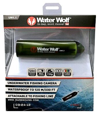 Water Wolf Kamera Unterwasserkamera UV Camera 1.0, Action Cam
