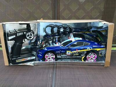 EXTREME RC Drift Car 2.4G Electric Radio Remote Control 1:10 RTR DISCONTINUED