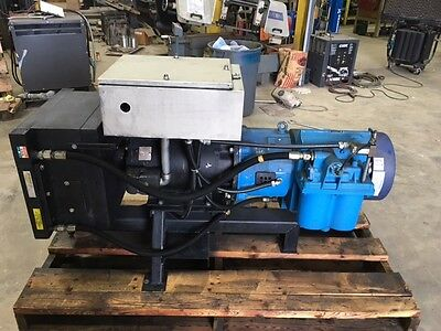 COMPAIR HYDROVANE ROTARY AIR COMPRESSOR~100 PSI 20 HP 230-480 vac 3phase
