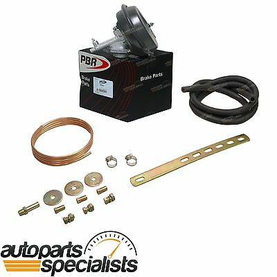 PBR VH40 Universal Vacuum Hydraulic Operated Brake Power Booster Disc/Drum
