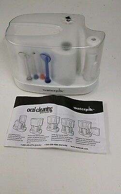 Waterpik WP-70W Flosser Family Oral Dental Irrigator System