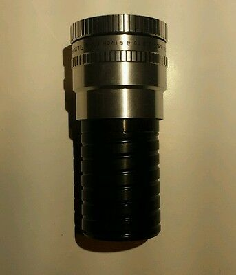 Bell & Howell 3.5-4.5in. F3.5 Filmovara Projection Projector Zoom Lens