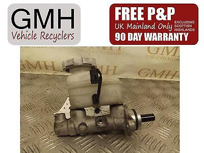 Kia Rio 1.3 Petrol Brake Master Cylinder With Abs 2 Pin Plug 2000-2007§