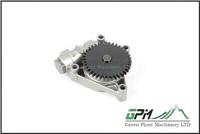 Backhoe Loader Oil Pump Abi For Jcb - 320/04186 *