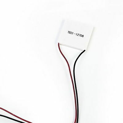 TEC Thermoelectric Cooler Cooling Peltier Module TEC1-12706 12V 60-72W