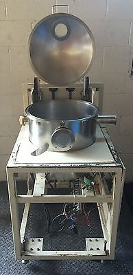 "Deposition Chamber Vacuum 17 1/2 Diam - 15"" Depth Laboratory"