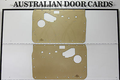 Nissan GQ Patrol / Ford Maverick Ute Electric Window Model DOOR CARD Trim Panels