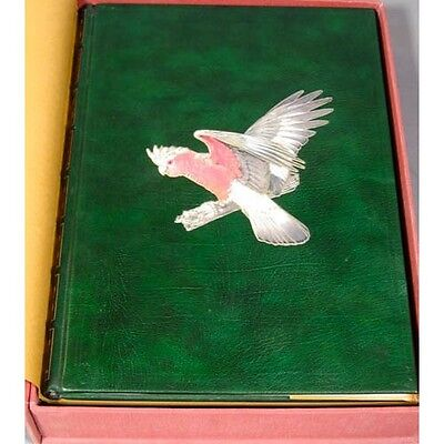 """""""australian Parrots"""" Over Sized Books Collectors Edition Forshaw & Cooper 1980"""