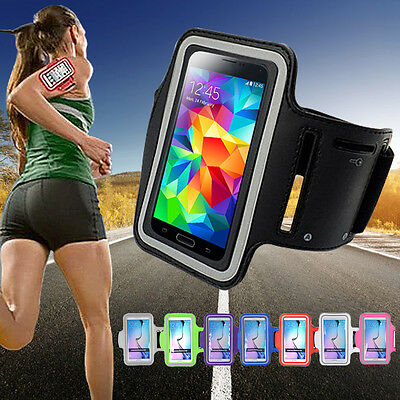 Running Sports GYM Armband Case Holder for Samsung Note7/5/4/3 & S7/S6 Edge Plus