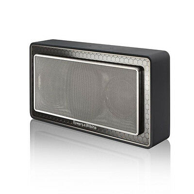 B&W Bowers Wilkins T7 Blk  Top Quality Bluetooth Speakers - Refurbished