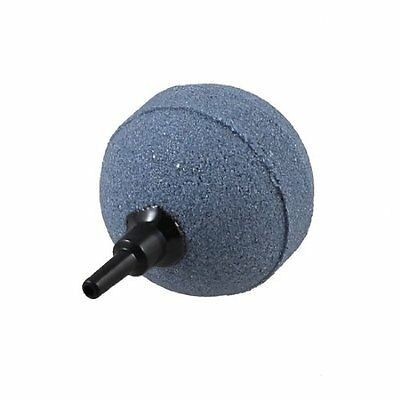 Sourcingmap Fish Tank Ball Bubble Air Stones, 50 mm, Dark Gray