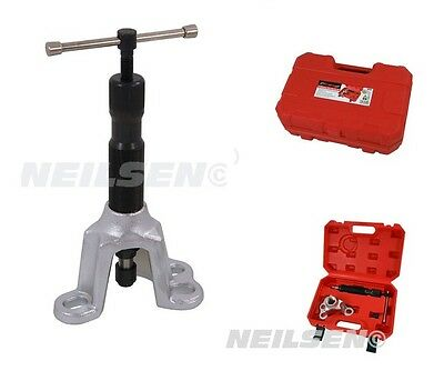 HYDRAULIC HUB PULLER by NEILSEN TOOLS 10 Tonne Pull 4 & 5 stud universal fitting