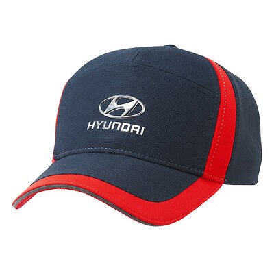 Hyundai Team Cap WRC World Rally Fan Hats