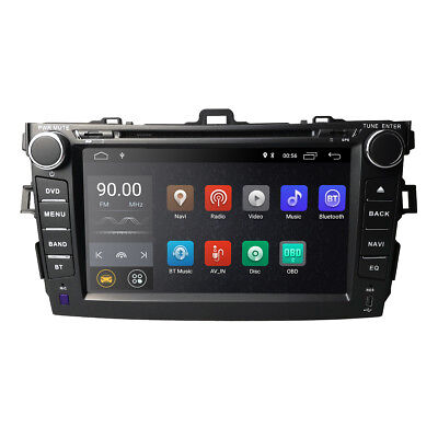 Quad-Core Android 5.1 for Toyota Corolla 2007-2011 Car Stereo GPS CD DVD Player