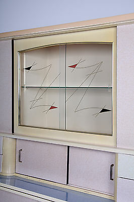 50s KITCHEN CABINET BUFFET formica in PERFECT CONDITION cuisine a50 cucina 50