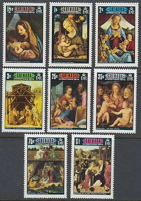 Grenada Grenadines 1973 ** Mi.542/49 Gemälde Paintings Botticelli [st0650]
