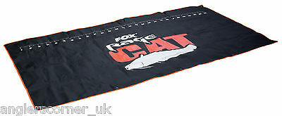 Fox Rage Cat Mat - Catfish Fishing Measuring Mat - BCC001