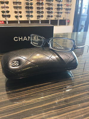 f3d0dacdcbc Brand New Chanel Eyewear Ch 3042-T c.665 Authentic Logo Frame Rx Glasses
