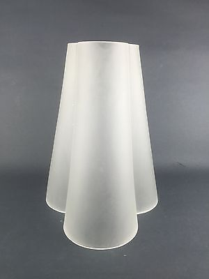 Modern Lamp Light Fixture Scone Light Glass Shade